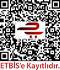 Etbis QR Kod