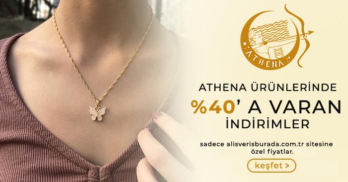 Athena Tasarım Atölyesinde %40 İndirim