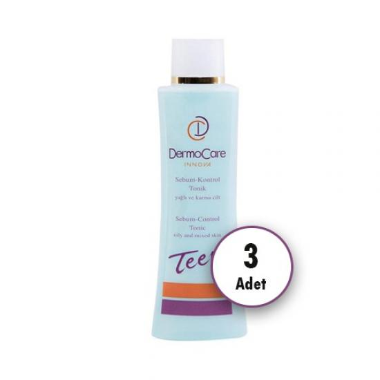 Innova Teen Tonik - Cilt Bakım Toniği 200 ml x 3 Adet