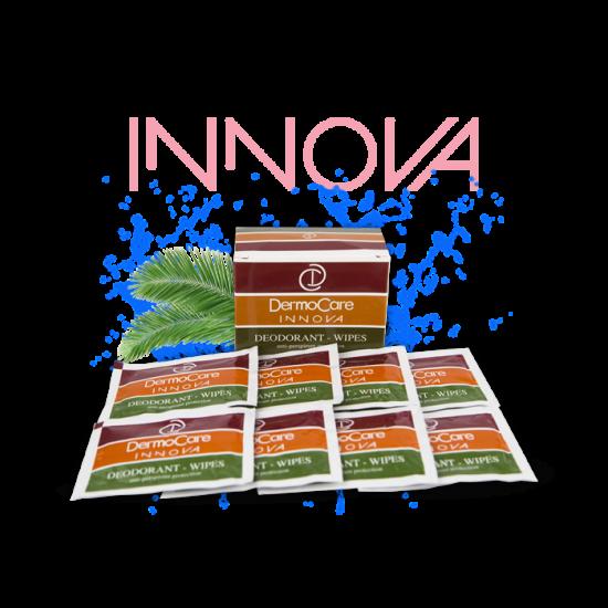 Innova DermoCare Deodorantlı Mendil